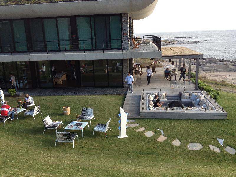 Hotel Vik in Jose Ignacio, Uruguay