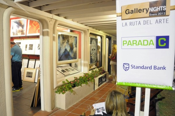 gallery night - punta del este