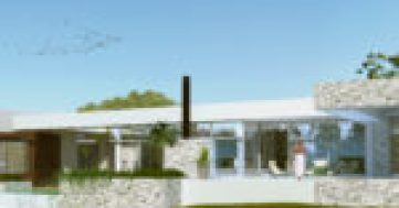 Modern House in Gated Community, Altos de la Tahona, Montevideo, Uruguay