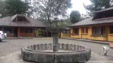 Fountain Hacienda Amaguana Valle de los Chillos, Ecuador