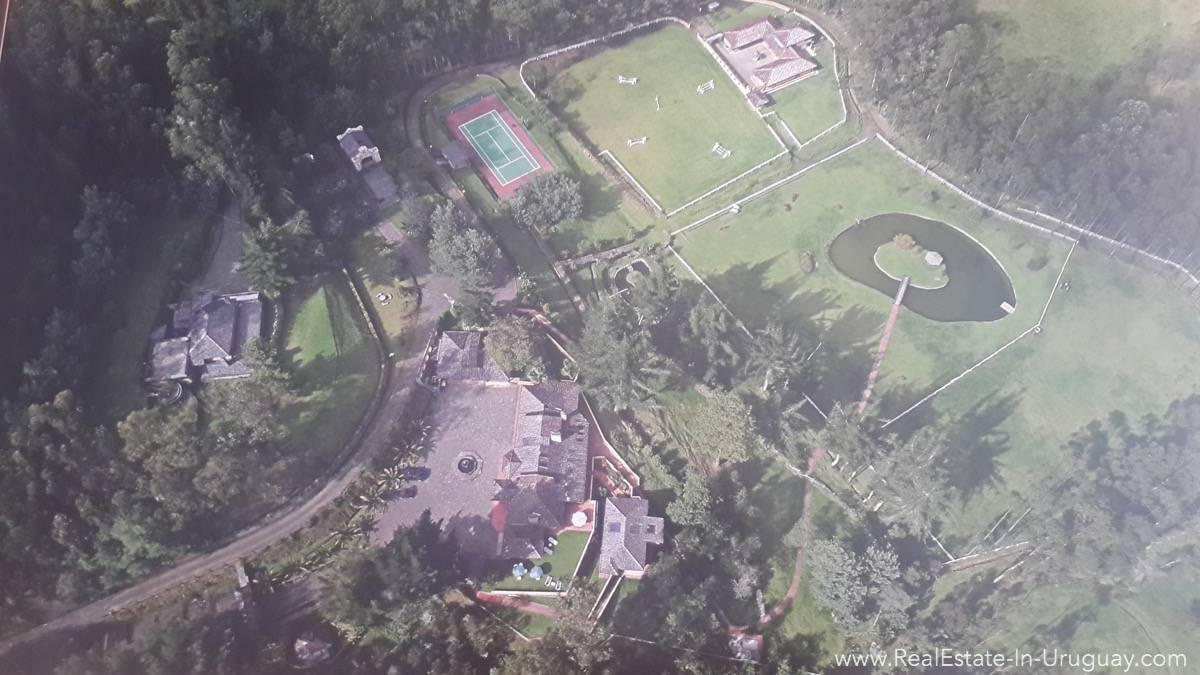 Hacienda De Amaguana, Valle de Los Chillos, Ecuador