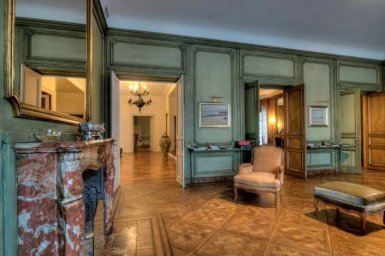 1055-Fireplace-of-Stylish-Apartment-in-Center-of-Montevideo