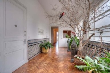 1055-Hallway-of-Stylish-Apartment-in-Center-of-Montevideo