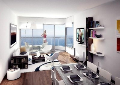 1492-Livingroom-of-Sea-View-Condos-in-Malvin-Area-Montevideo
