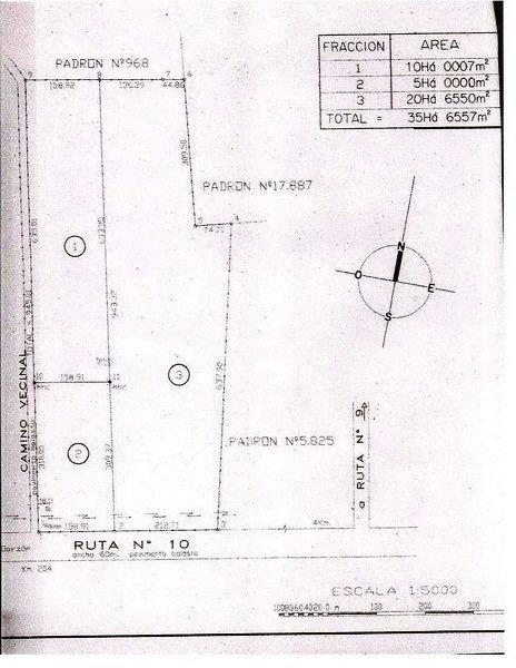 5218-Plotplan-of-35Ha-Land-close-to-Las-Garzas-Rocha