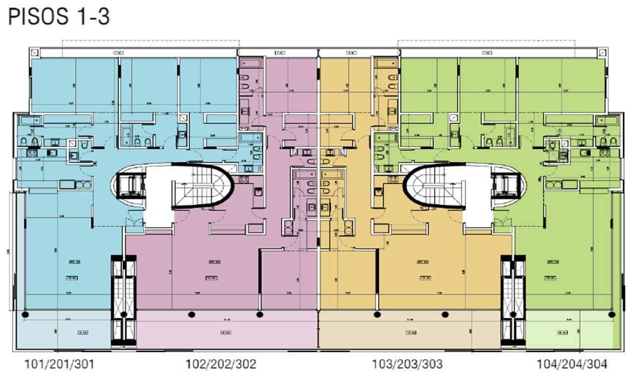 Blueprint-of-Condos-in-Pinares-Punta-del-Este
