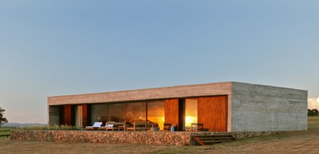 Isay Weinfeld designed Bungalow at the Fasano Hotel in La Barra
