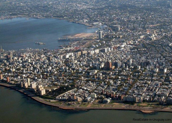 Birdeye-View-Montevideo-Uruguay