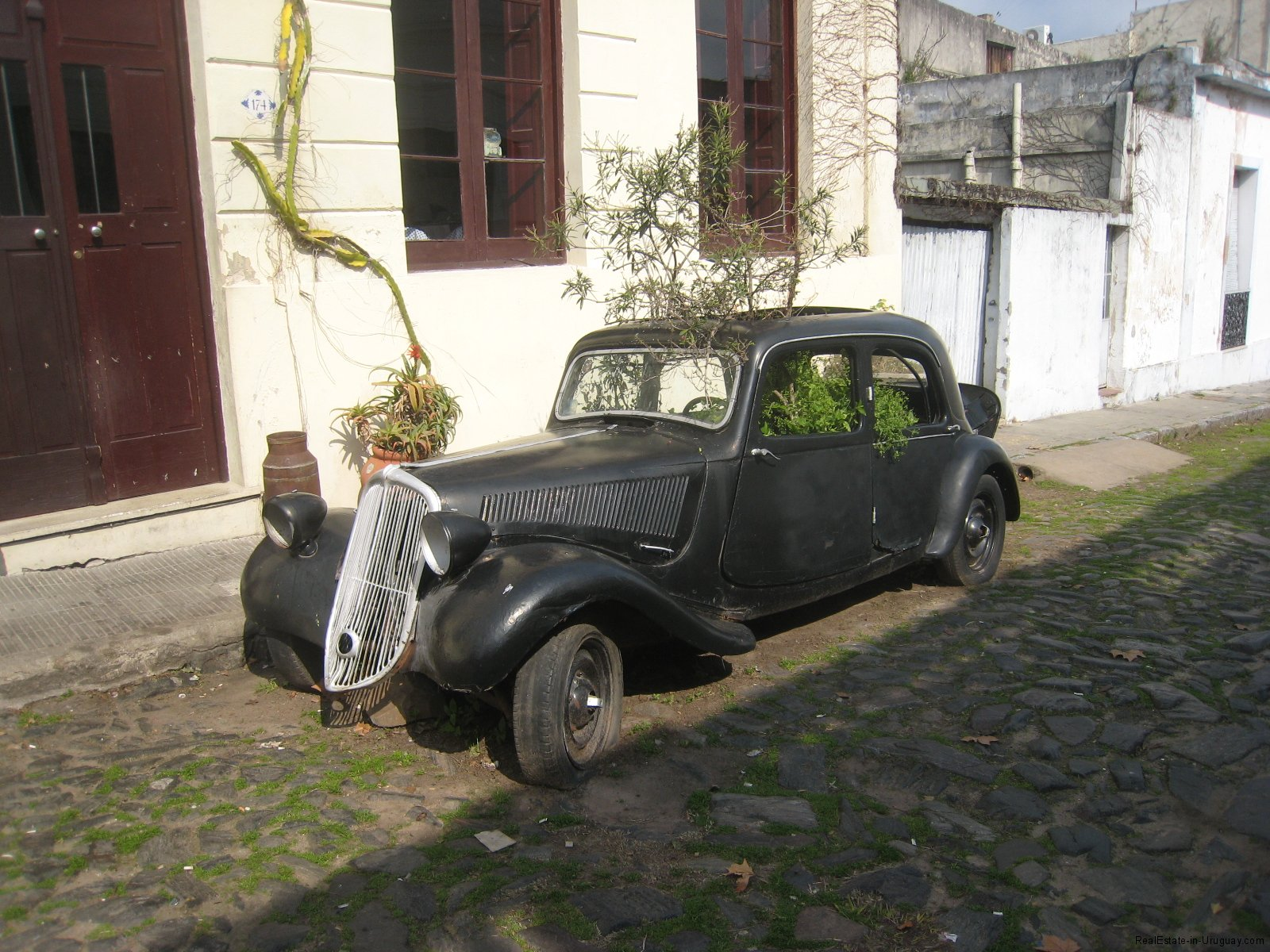 Old-Citroen-in-Colonia