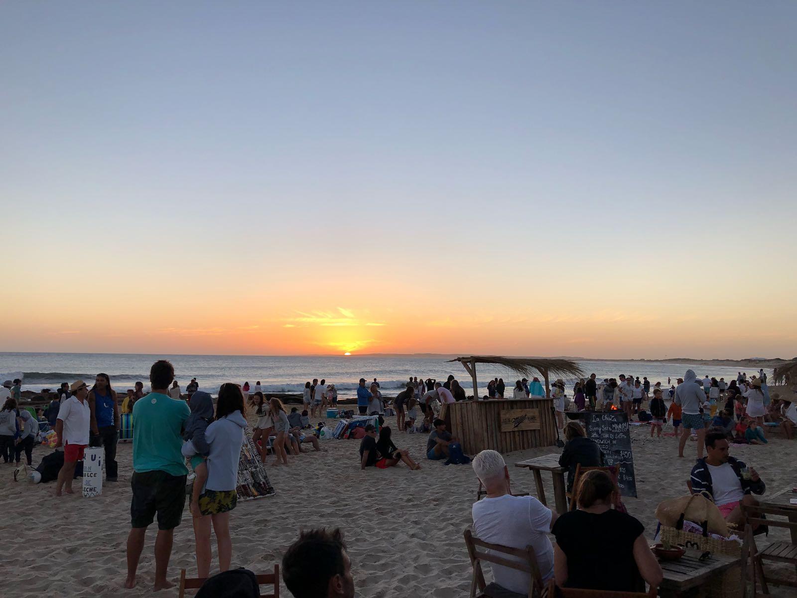 Jose Ignacio Mansa Beach