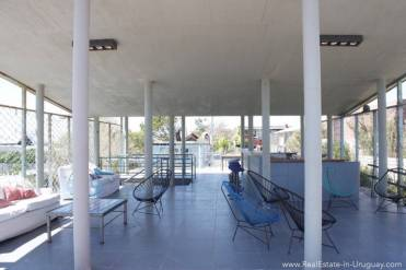 Modern House in Jose Ignacio Town - Upstair Terrace