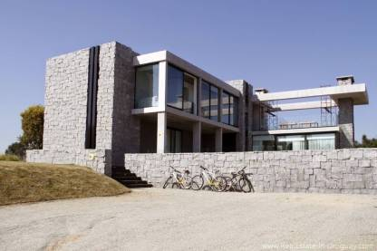 Modern Beach Property - Outside House