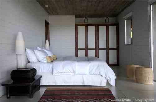 Charming House in Montoya Bedroom