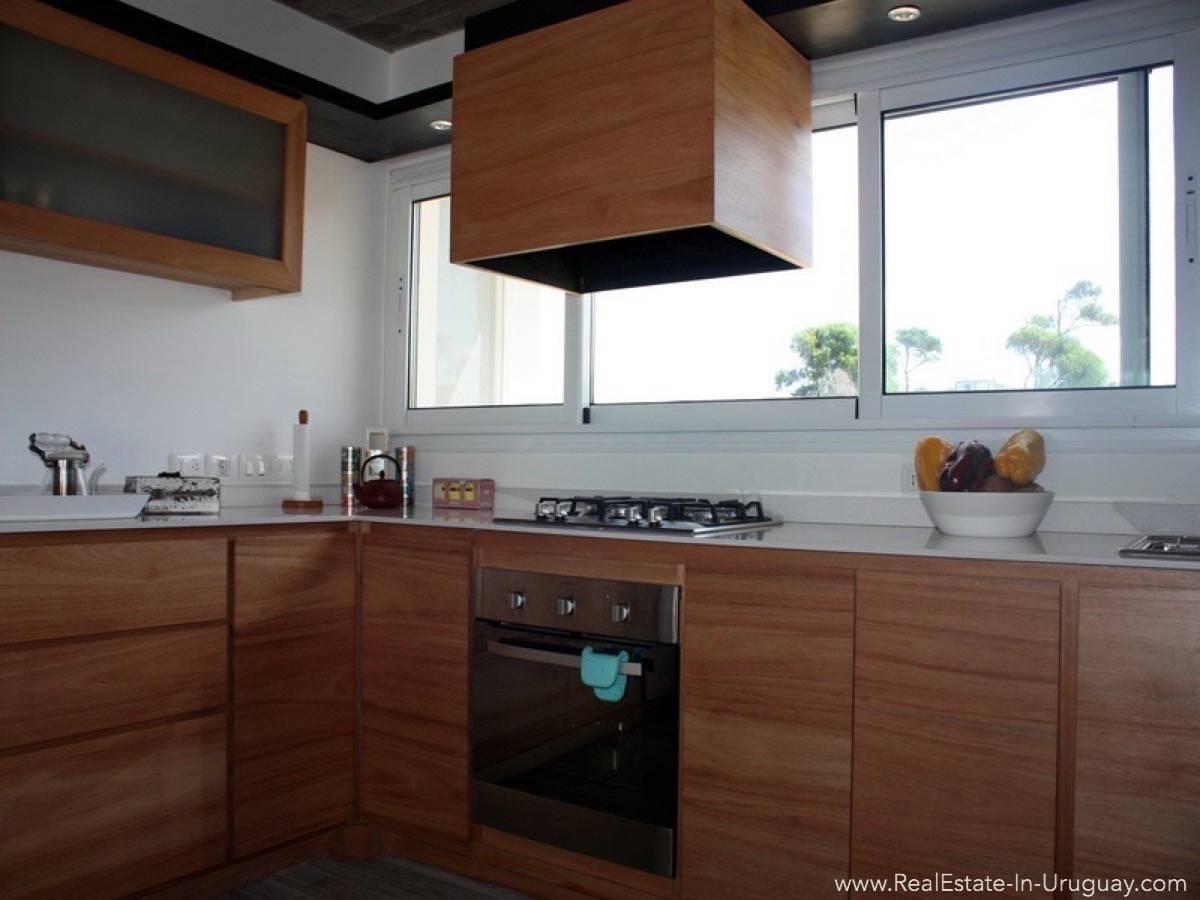 Beach House in Jose Ignacio Kitchen
