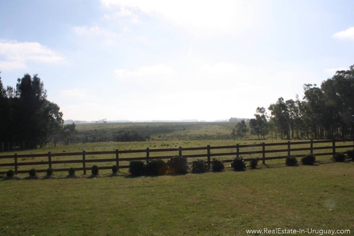 Estancia in Jose Ignacio - Country View