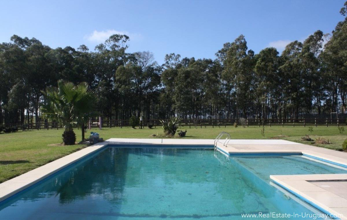 Estancia in Jose Ignacio - Pool