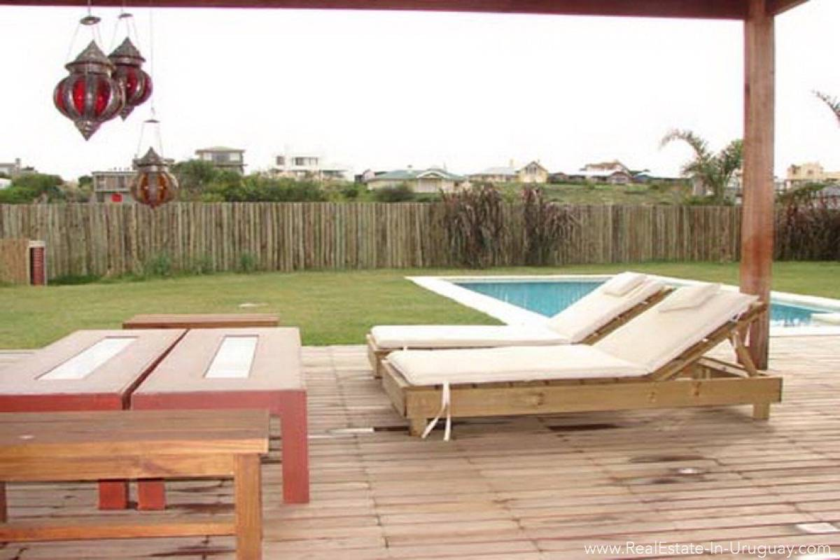 Modern Beach House Club del Mar - Garden