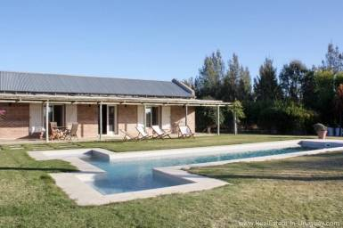 Ranch La Barra Golf - House with Pool