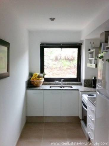 Sea View Apartment - Kitchen
