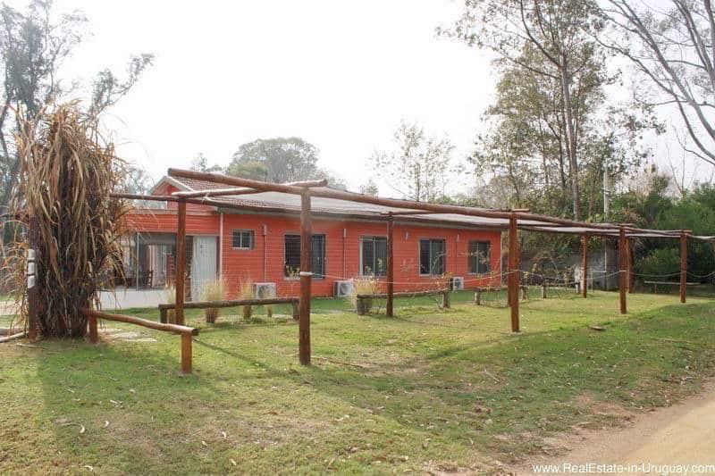 Small Hostel in La Barra