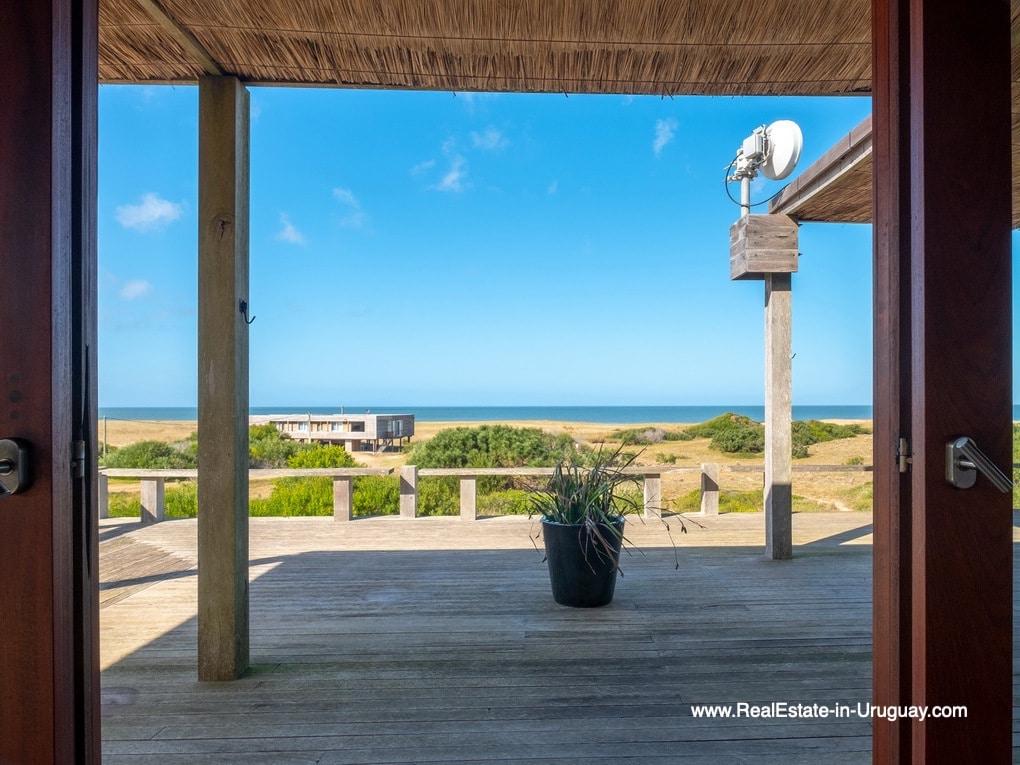 Beach home in San Antonio by La Pedrera