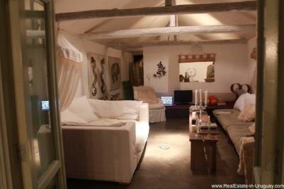 ideal vacation home near the river in la barra