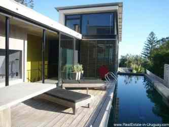 Designer Home with Sea Views in La Barra