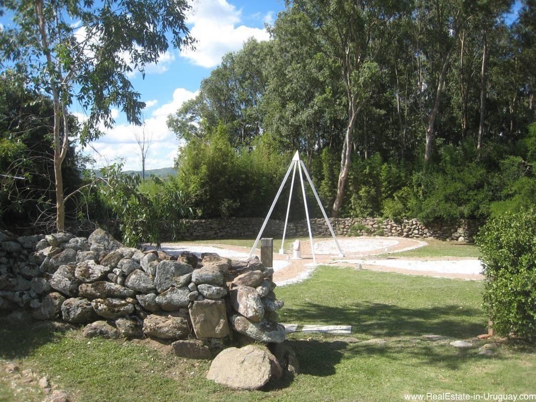 Restored Historic Estancia near Agroland