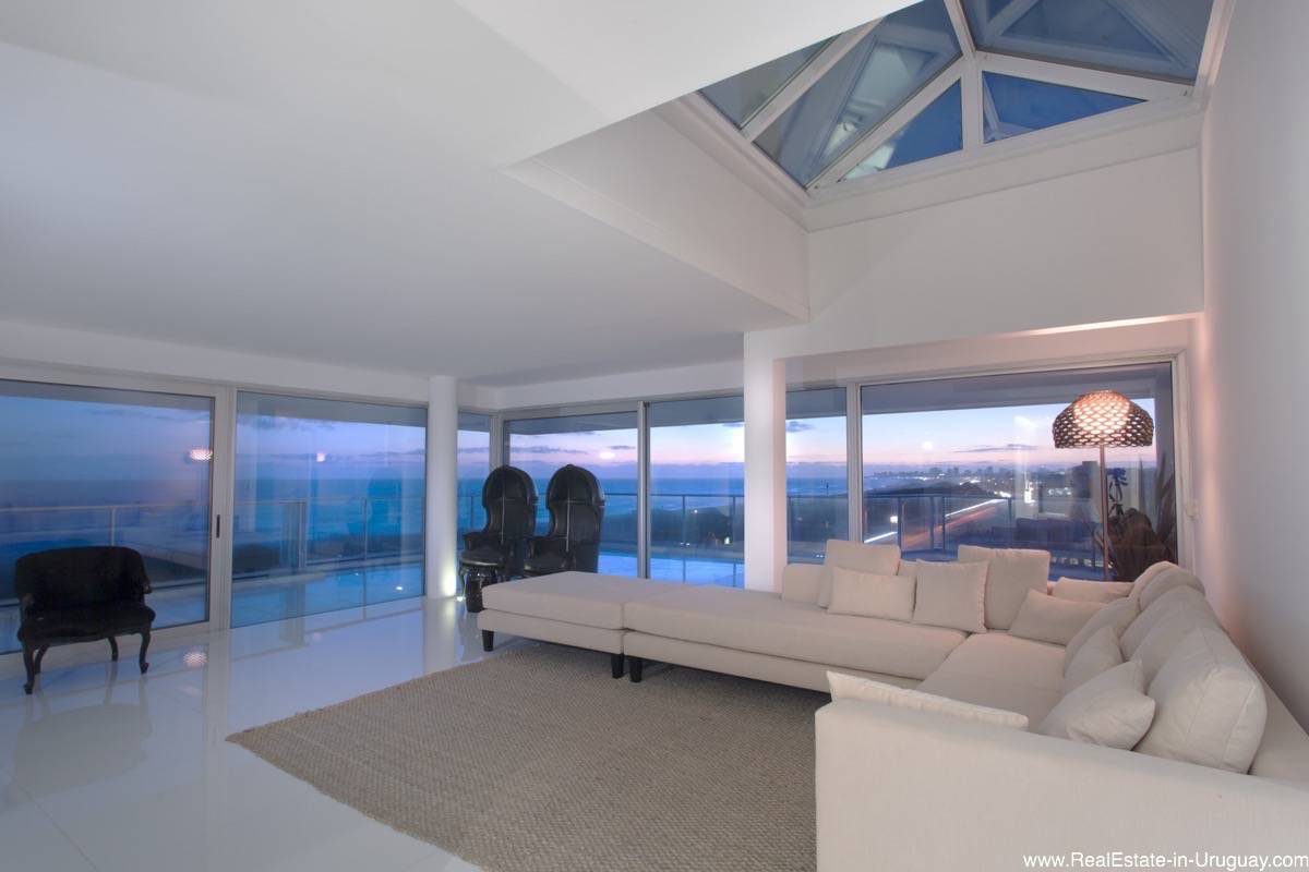 Penthouse with Terrace on Brava in Punta del Este