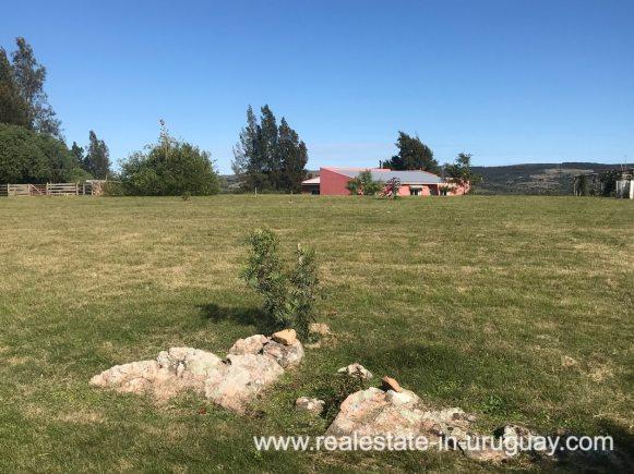 Property of Modern Sustainable Bio Chacra in Pueblo Eden New Built