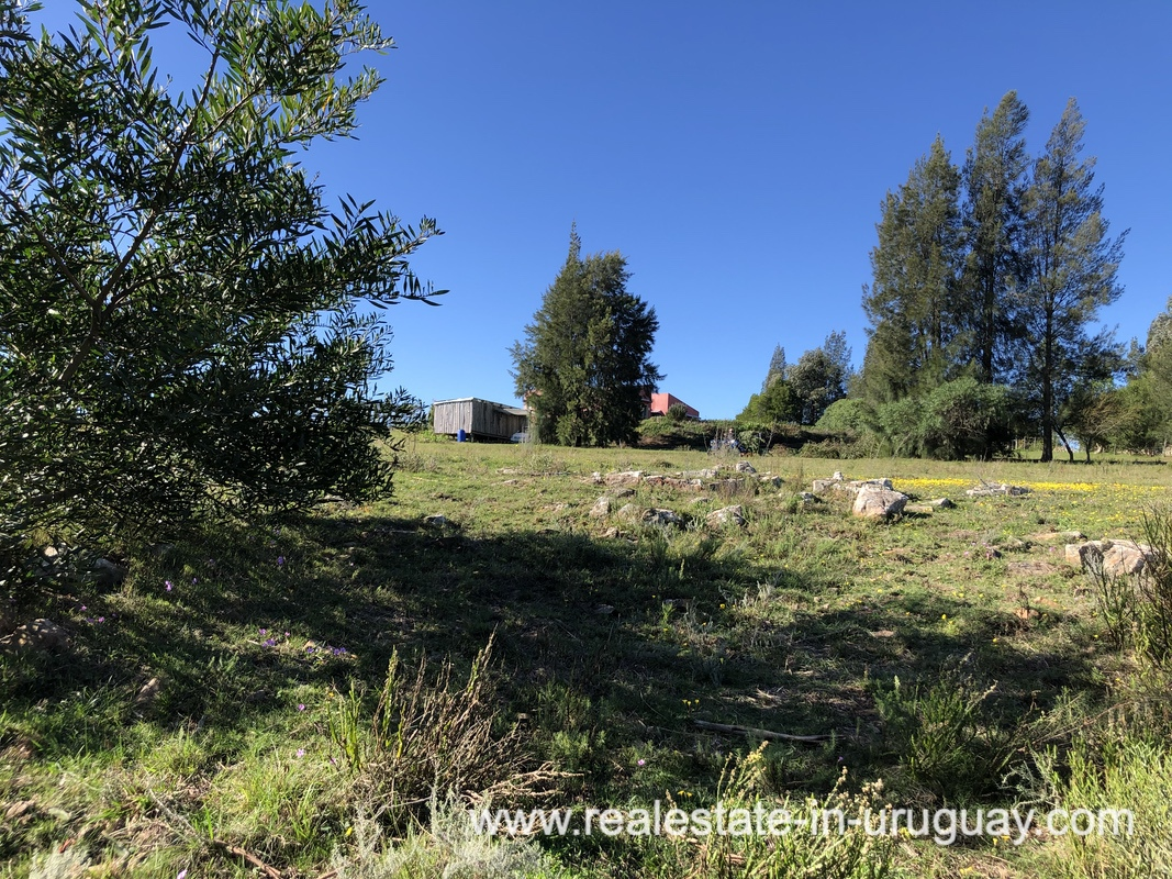 Land of Modern Sustainable Bio Chacra in Pueblo Eden New Built
