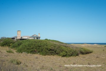 Beachfront Home in Privileged Area in Jose Ignacio