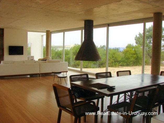 Modern Beach Home in Arenas Jose Ignacio