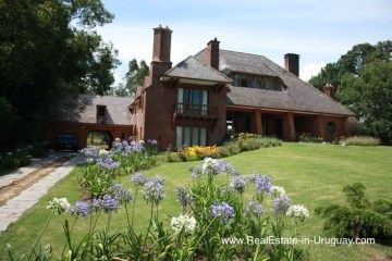 Traditional Villa with Modern Upgrades in El Golf Area of Punta del Este