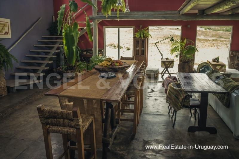 Small Boutique Hotel by Sierras de Minas near Valle Serrano in Uruguay