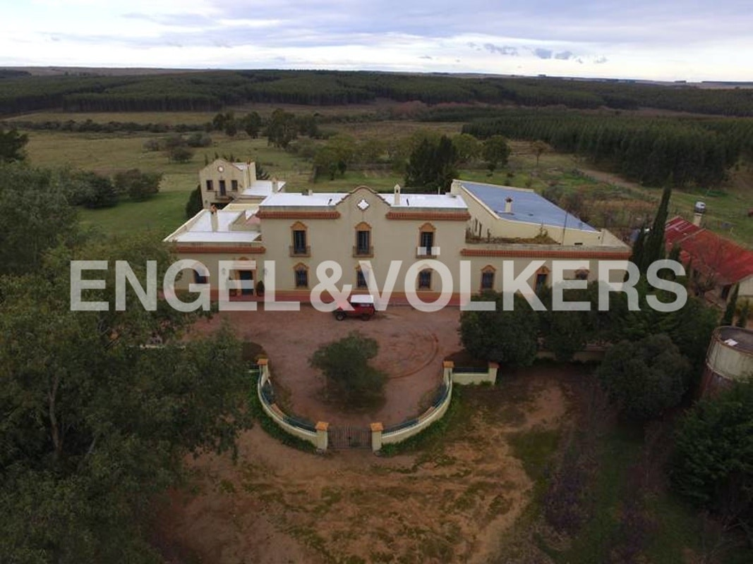 Fully Restored Historical Farm in Uruguay