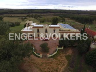 Fully Restored Historical Farm in Uruguay