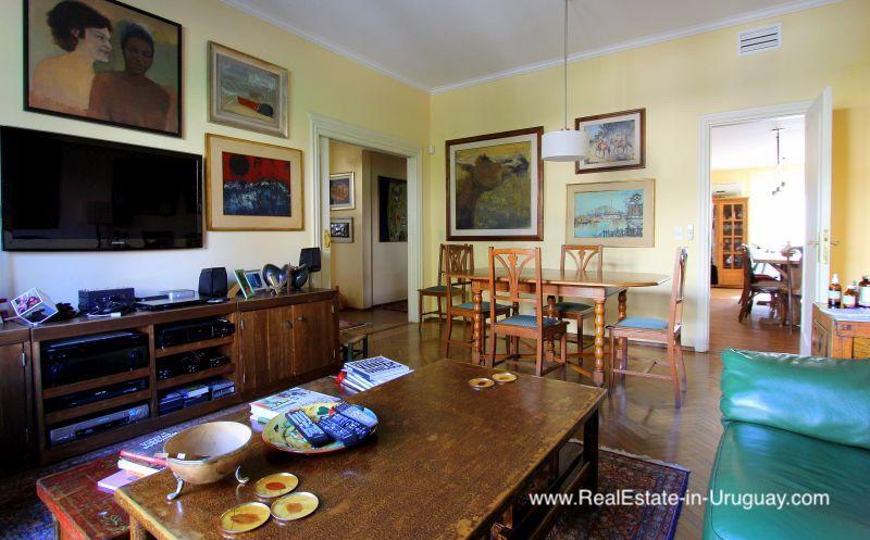 Renovated Villa near Parque Rodo and Punta Carretas in Montevideo, Uruguay