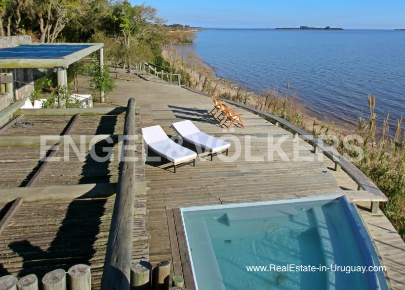 Waterfront Estate in Colonia del Sacramento Uruguay