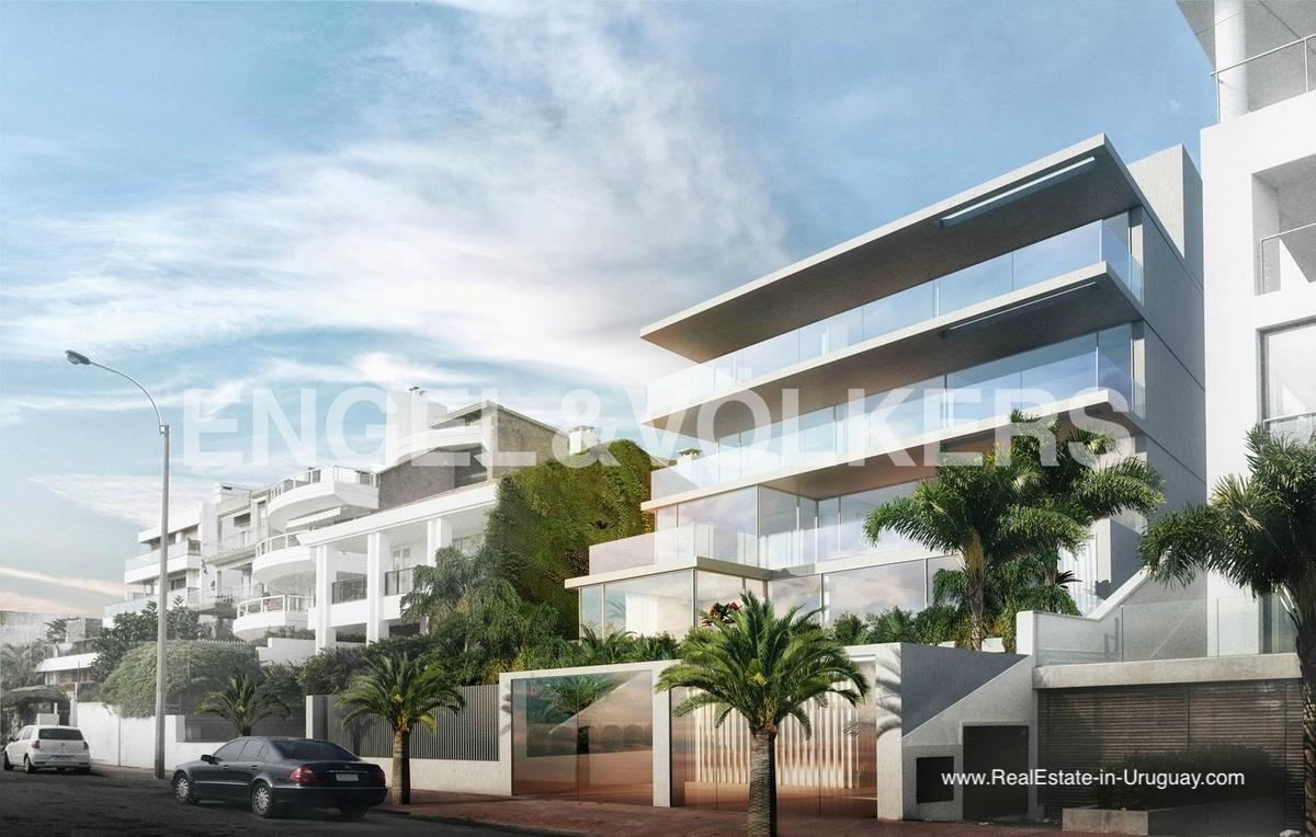New Apartment in Punta Gorda Montevideo, Uruguay