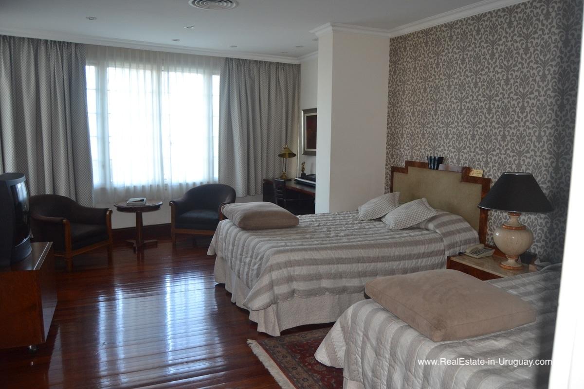 Unique Villa on the Seashore in Carrasco, Montevideo, Uruguay