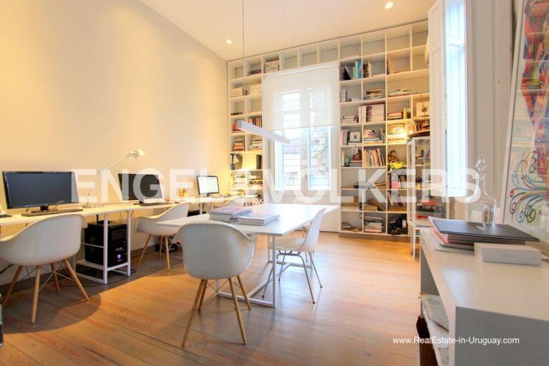 Renovated Designer Home in Pocitos Montevideo