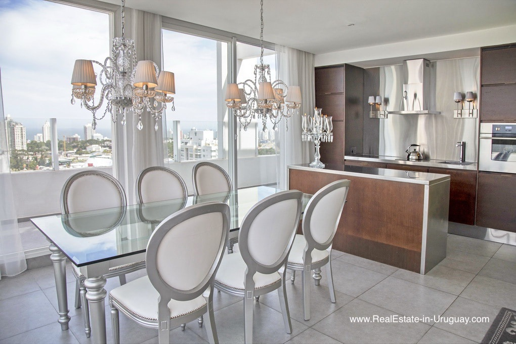 Bright Penthouse in YOO Tower in Punta del Este