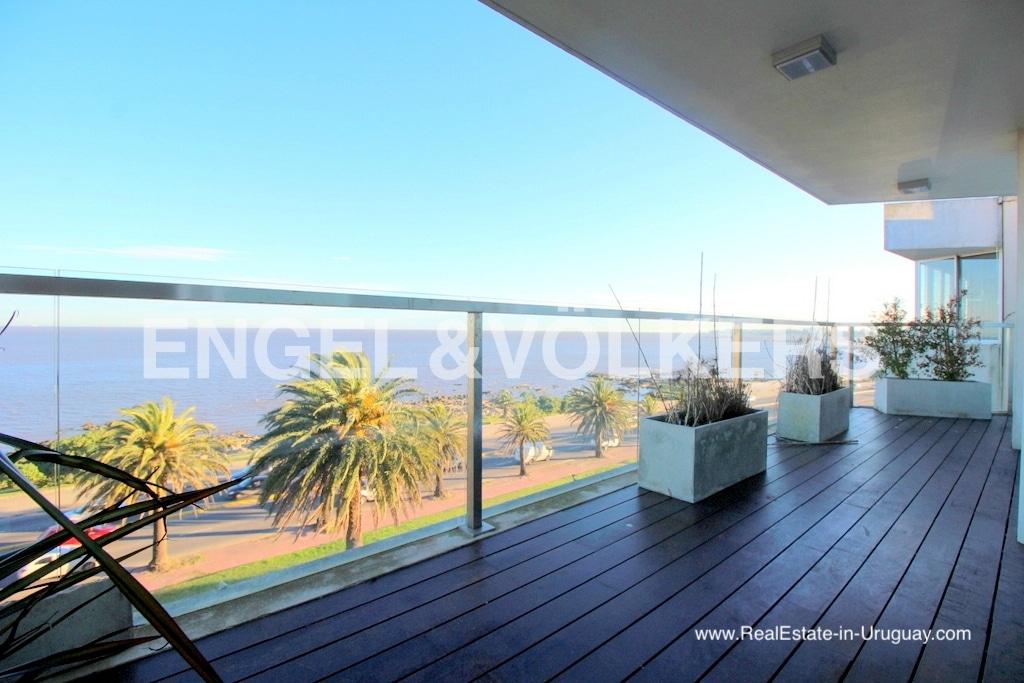 Spacious Apartment in Punta Gorda Montevideo
