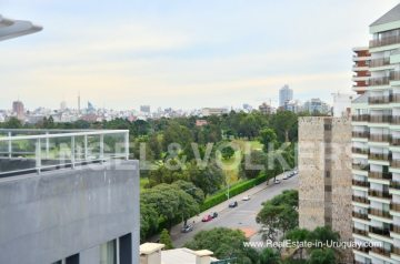 Modern and Exclusive Apartment in Punta Carretas Montevideo
