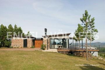 Modern House by Sierras de las Animas North of Piriapolis