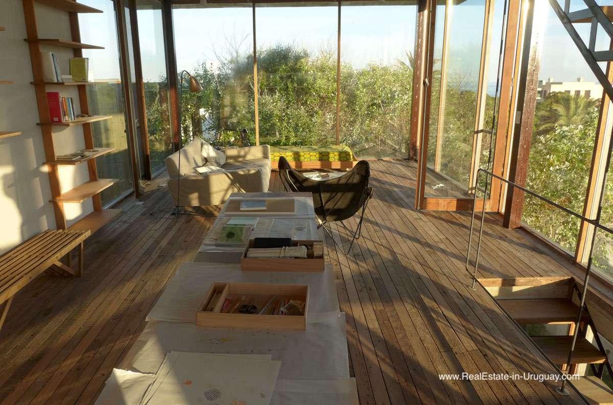 Avant-Garde Modern Beach House in La Pedrera Uruguay