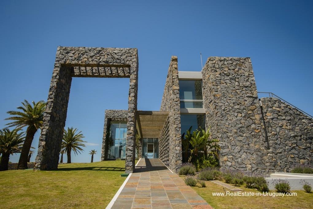 Amazing Beachfront Home on 50 Hectares between Jose Ignacio and Las Garzas