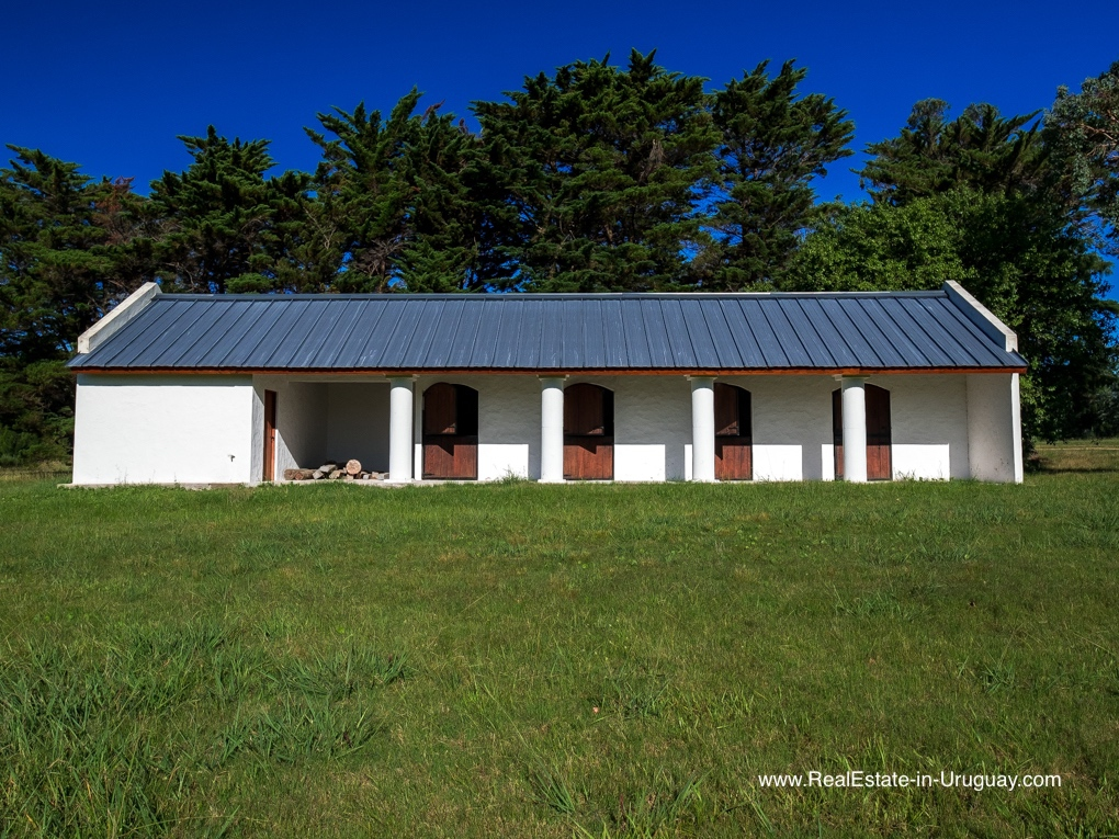 Beautiful Estate on 17 Hectares on the East Side of Laguna del Sauce by Punta del Este