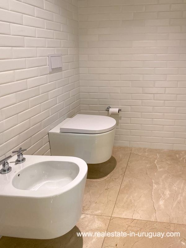 Toilets of Las Carcavas